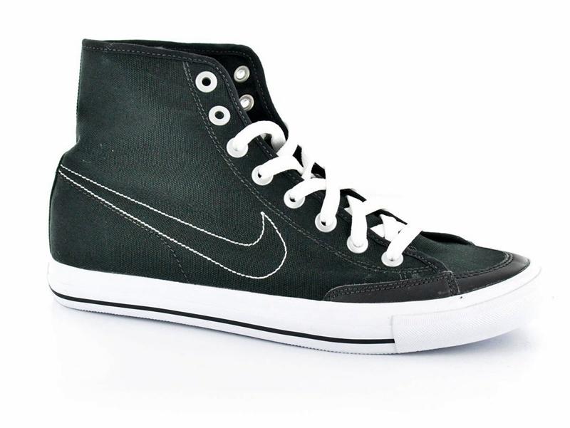buy popular 83a60 6f1d5 ... Lonas Nike Go Mid Canvas (negro), Img 2