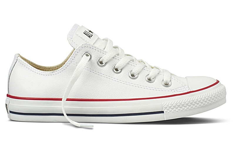 converse all star piel