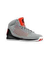 "Adidas Derrick Rose 3 ""Aluminium""(gris/rojo/negro)"