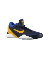 "Nike Zoom Kobe VII System ""Navarro"" (404/obsidian/royal/yellow)"