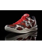 "Kobe 8 System ""Red Tail Boa""  (601/rojo/blanco/negro)"