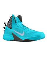 "Nike Zoom Hyperfuse 2013 ""Heaven"" (400/celeste/gris/negro)"