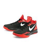 Nike Zoom Hyperdunk 2011 Low (002/negro/rojo)