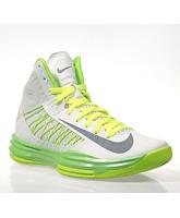 """Nike Lunar Hyperdunk """"Rudy"""" (106/blanco/verde lima/gris wolf)"""