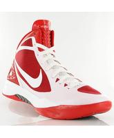Nike Zoom Hyperdunk 2011 (104/blanco/rojo sport)