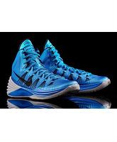 """Nike Hyperdunk 2013 """"Photo Blue"""" (401/azul/negro/gris)"""