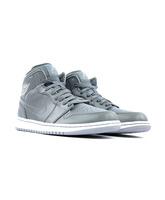 "Air Jordan 1 Mid ""Sleek Wolf"" (091/cool grey/white)"