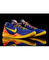 "Kobe 8 System ""Triumph"" (402/azul/amarillo/naranja/negro)"