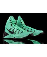"Nike Hyperdunk 2013 ""Sassy"" (302/verde turquesa/negro)"
