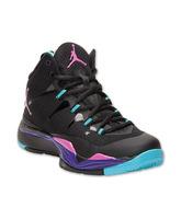 """Jordan Super Fly 2 """"Blake Griffin Bel Air"""" (009/negro/rosa/purp)"""