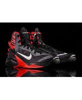 "Nike Zoom Hyperfuse 2013 ""Mousse"" (001/negro/rojo/blanco)"