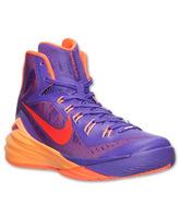 "Nike Lunar Hyperdunk 2014 ""Phoenix Suns"" (588/hypergrape/naranja)"