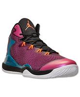 "Jordan Super Fly 3 ""Fusion Pink"" (625/rosa/turquesa/negro/naranja)"