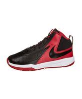 Nike Team Hustle D 7(PS) Niñ@ (003/negro/rojo/blanco)