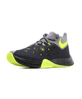 "Nike Zoom Hyperquickness 2015 ""Spoke"" (070/black/volt/darkgrey)"