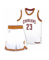 Pack Lebron James Cleveland Cavaliers (blanco)