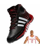 "Adidas Dwight Howard ""Nightwhite"" (negro/rojo/blanco)"