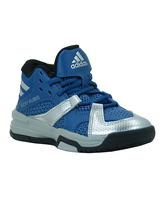 Adidas First Step K Ricky Rubio (azul/plata/gris)
