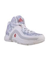 "Adidas John Wall 2 ""Scarlet Home"" (white/scarlet/clear grey)"