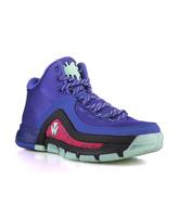 "Adidas John Wall 2 ""Flash Halloween"" (purple/verde/rojo)"