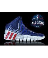"""Adidas Adipure Crazyquick 2.0 """"John Wall"""" (azul/rojo/gris)"""