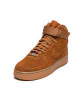 """Wmns Air Force 1 '07 High Suede """"Tawny"""" (201/tawny)"""