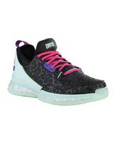 """Adidas Damian Lillard """"Halloween"""" (negro/esmeralda/fuxia)"""
