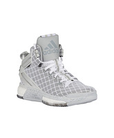 "Adidas D Rose 6 Boots ""Nemanja Nedović"" (gris/blanco)"