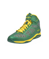 """And1 Guardian Mid """"Werm22"""" (verde/amarillo)"""