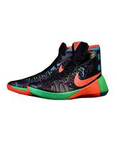 "Nike Hyperdunk 2015 ""Graffiti"" (084/black/orange/verde/blue)"