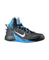 "Nike Zoom Hyperfuse 2013 ""Blackblue"" (007/negro/azul/gris)"