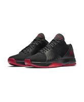 "Jordan 5 AM ""Bred"" (black/gym red/black)"