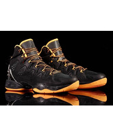 "Jordan Melo M10 ""Playoffs Pack"" (013/negro/mango)"