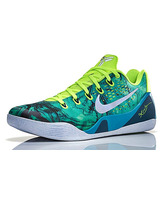 """Kobe 9 EM """"Easter Colletion"""" (300/verde/lima/azul/gris)"""