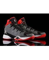 """Jordan Melo M10 """"Bulls Edition"""" (002/antracita/rojo/blanco)"""