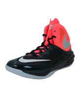 "Nike Prime Hype DF II ""Black Hot"" (006/black/silver/lava)"