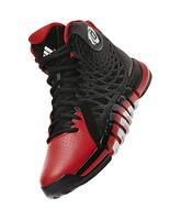 """Adidas Derrick Rose 773 II """"Bulls"""" (negro/rojo)"""