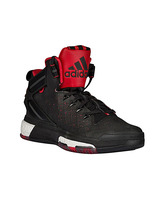 """Adidas D Rose 6 Boots """"Night"""" (black/red/white)"""