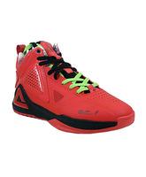 "Zapatillas Basket Peak Tony Parker I ""TP9 Red"" (rojo/volt/negro)"
