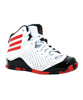 Adidas Next Level Speed IV NBA K (blanco/negro/rojo)