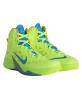 "Nike Zoom Hyperfuse 2013 ""JC. Navarro"" (700/lima/azul/oro)"