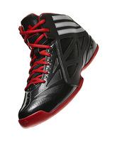 Adidas NXT LVL Spd 2 (negro/rojo/blanco)