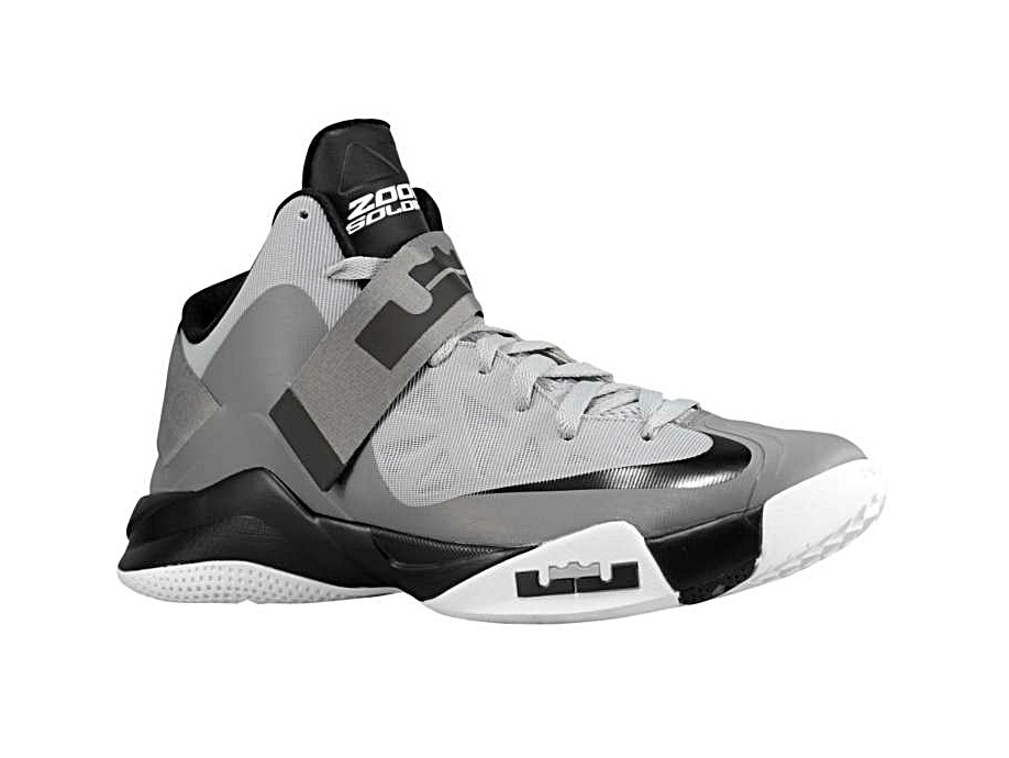 new product 91109 61a20 Nike Zoom Lebron Soldier VI