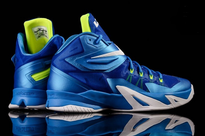 the best attitude 323a3 81ca0 Nike Zoom LeBron Soldier VIII