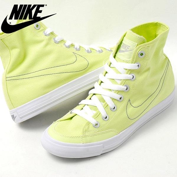 the latest b39c3 e8830 Lonas Nike Go Canvas Mid Wmns (verde lima)