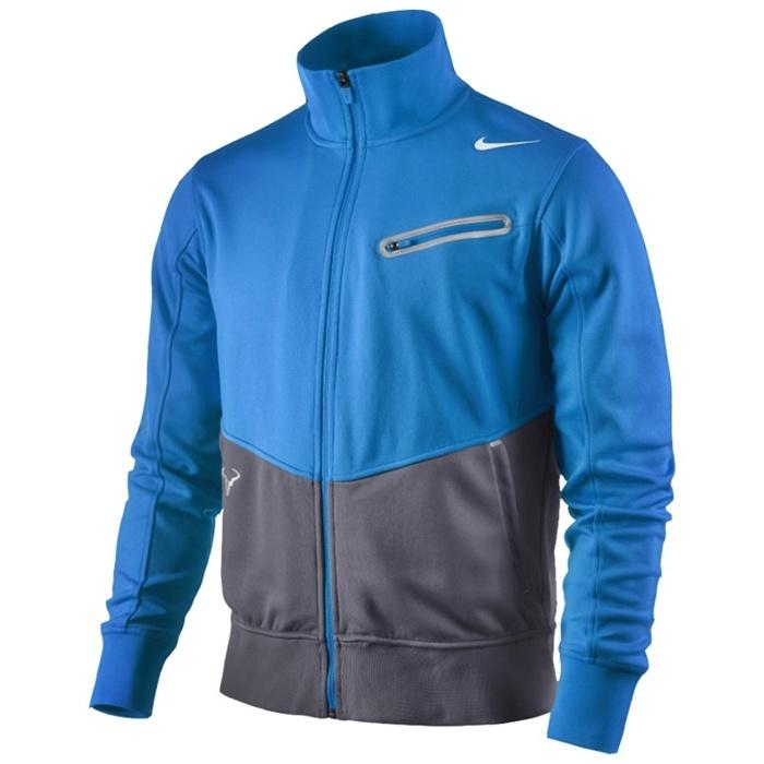 Nike Nike Rafa Nadal Rafa Nadal Chaqueta Fearless406azulgris Chaqueta n8mvN0w