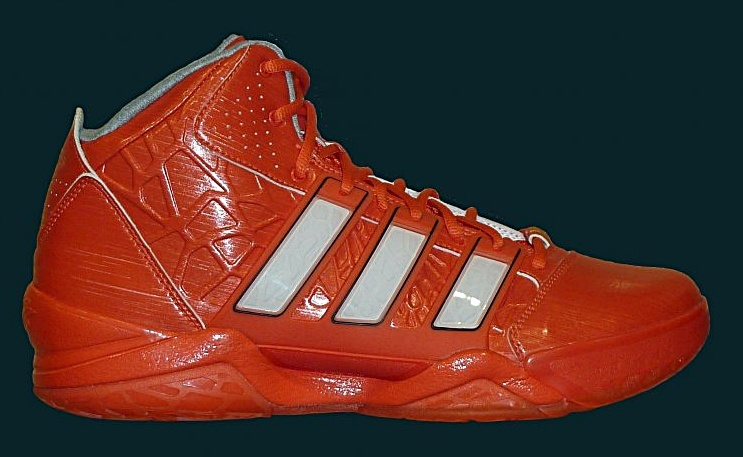 newest collection 24214 a7833 ... Adidas AdiPower Howard 2 Mi (naranjablanco), Img 2