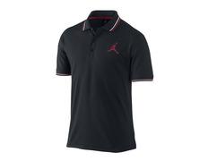 Jordan Skyline Polo (010 negro rojo) 2b048fadb5511