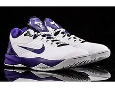 nike zoom kobe venomenon 3 court (100 blanco purple negro