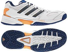 the best attitude 8d4b9 1c28c Adidas Response Court Padel (blanco azul naranja)